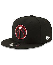 New Era Washington Wizards The Bred Man 9FIFTY Snapback Cap