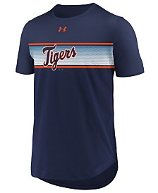 Under Armour Men's Detroit Tigers Seam to Seam T-Shirt