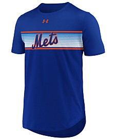 Under Armour Men's New York Mets Seam to Seam T-Shirt