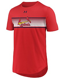 Under Armour Men's St. Louis Cardinals Seam to Seam T-Shirt