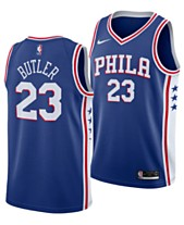 75def81d3 Nike Men s Jimmy Butler Philadelphia 76ers Icon Swingman Jersey