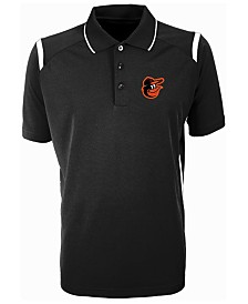 Antigua Men's Baltimore Orioles Merit Polo