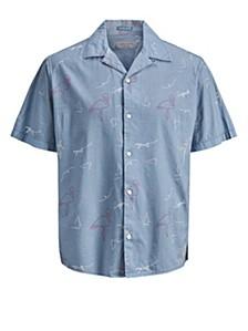 Men's Summer Vibes Short Sleeve Shirt