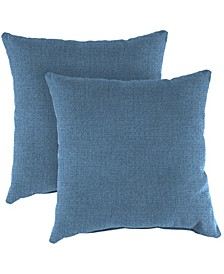 Outdoor Decorative Pillow 2-Piece Set