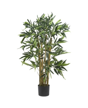 Nearly Natural 3' Biggy Faux Silk Tree