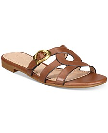 Kennedy Flat Sandals, Created For Macy's