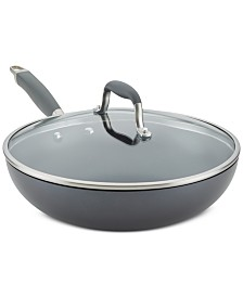 "Anolon Advanced Home Hard-Anodized 12"" Nonstick Ultimate Pan"