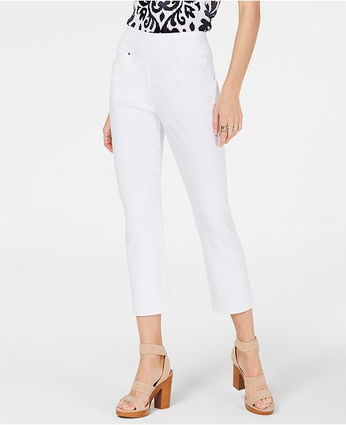 INC International Concepts I.N.C. Cropped Skinny Pants, Created for Macy's