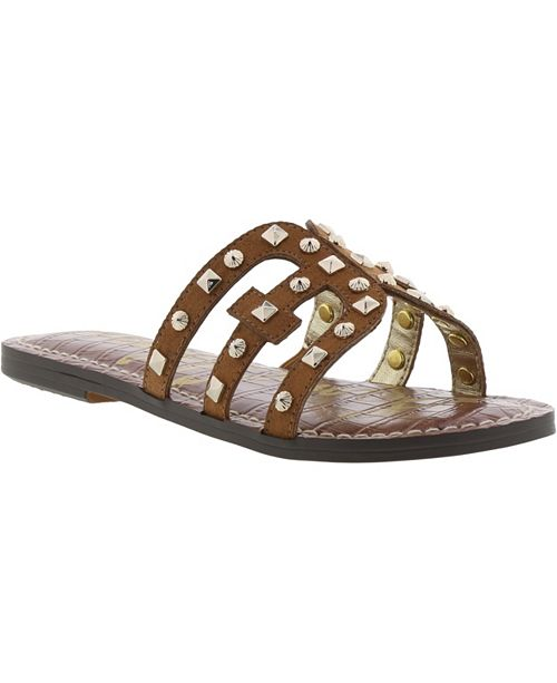 c5a2b3a86a41 Sam Edelman Little   Big Girls Gigi Bridget Sandal   Reviews - Kids ...