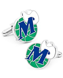 Vintage Dallas Mavericks Cufflinks
