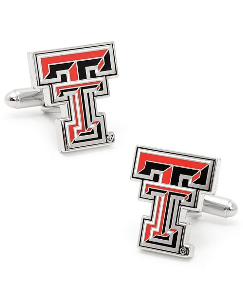 Cufflinks Inc. Texas Tech University Raiders Cufflinks