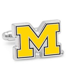 University of Michigan Wolverines Cufflinks