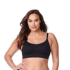 Olga Easy Does It™ Wire-Free Contour Tailored Bra in Animal Jacquard GM9401A