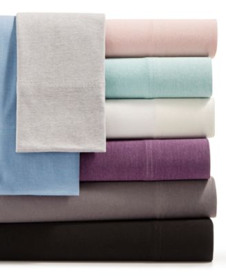 Jersey 4-Pc. Queen Sheet Set, Created for Macy's