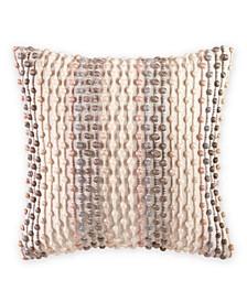"""Home Dot Stripe 20""""x20"""" Decorative Pillow"""