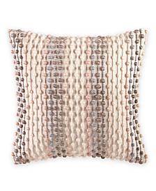 """Peri Home Dot Stripe 20""""x20"""" Decorative Pillow"""