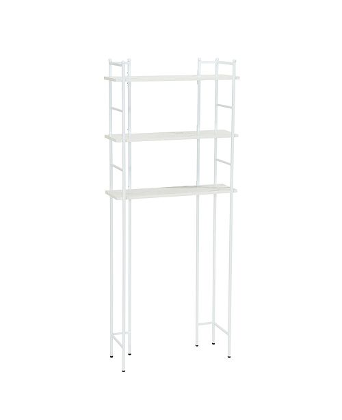 Household Essentials 3-Tier Over the Toilet Shelving Unit