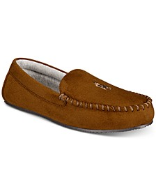 Men's Dezi Micro-Suede Slippers
