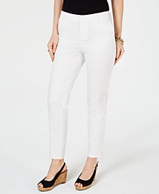 Ankle-Length Chino Pants, Created for Macy's