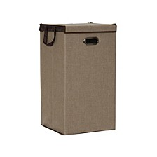Collapsible Single Laundry Hamper