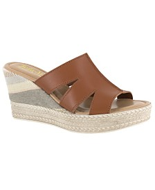 Bella Vita Rox-Italy Slide Sandals