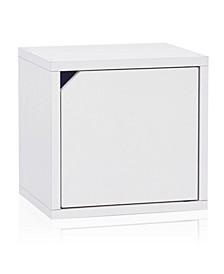 Eco Stackable Connect Storage Cube with Door