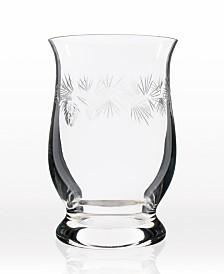 Rolf Glass Icy Pine Hurricane Shade