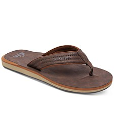 Men's Carver Nubuck Sandals