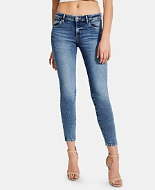 GUESS Skinny Ankle Jeans