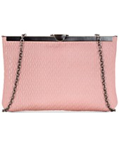 3347d5080d87e Patricia Nash Asher Woven Leather Clutch