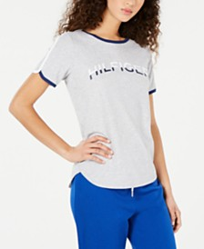 Tommy Hilfiger Sport Logo Graphic T-Shirt, Created for Macy's