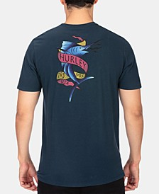 Men's Marlin Logo Graphic T-Shirt