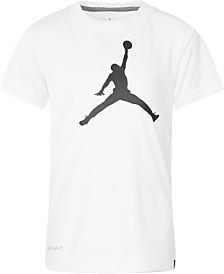 Jordan Big Boys Jumpman Logo-Print T-Shirt