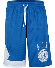 Jordan Little Boys Triangle Graphic Shorts