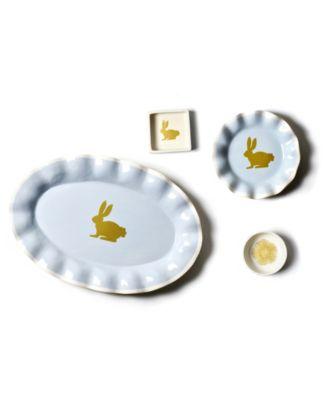 Smoke Rabbit Salad Plate