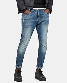 G-Star RAW Men's D-Staq Slim-Fit 3D Jeans, Created for Macy's