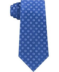 Kenneth Cole Men's Brandon Classic Dot Silk Tie