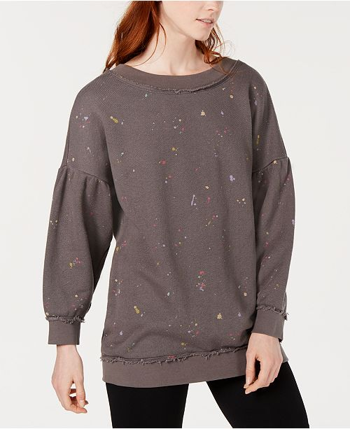 Free People FP Movement Make It Count Sweatshirt