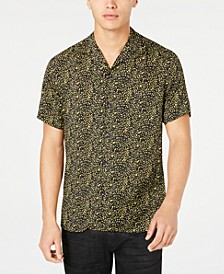 INC Men's Abstract Print Shirt, Created for Macy's