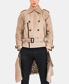 London Fog x Jeremy Scott Men's Raincoat