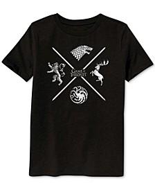 Game of Thrones Symbols Men's T-Shirt