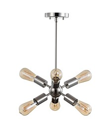 Jobs Sputnik Metal LED Pendant