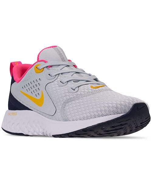 size 40 c04d1 e7ede ... Nike Womens Legend React Running Sneakers from Finish ...