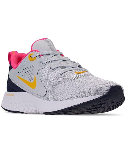 048e5def79244e Nike Women s Legend React Running Sneakers from Finish Line ...