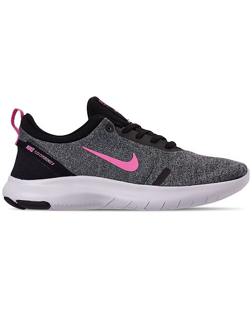 878b118ae4d1f ... Nike Women s Flex Experience Run 8 Wide Width Running Sneakers from  Finish ...