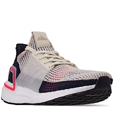 adidas Men's UltraBOOST 19 Running Sneakers from Finish Line