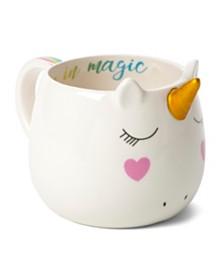Tri-Coastal Design Novelty Unicorn Mug