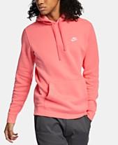 ffb919e78b91 Pink Nike Hoodies  Shop Nike Hoodies - Macy s