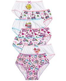 Nickelodeon Little & Big Girls 7-Pk. JoJo Siwa Cotton Underwear