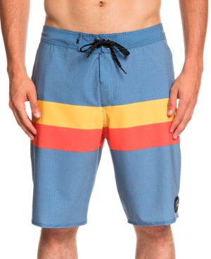 "Quiksilver Shorts MEN'S HIGHLINE SEASONS 20"" BOARD SHORTS"